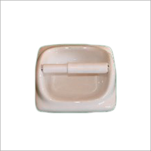 Concealed And Screw Type Ceramic Toilet Paper Holder With Stick