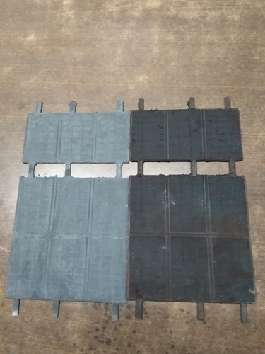 Spray Pump Battery Plate