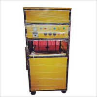 Double Cylinder Scrubber Packing Machine