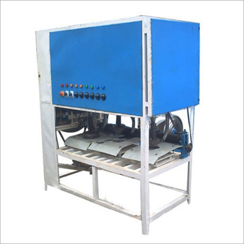 Triple Die Fully Automatic Paper Plate Making Machine