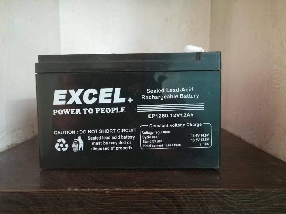 12-12V Inverter Battery