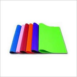 Fluorescent Gum Sheets