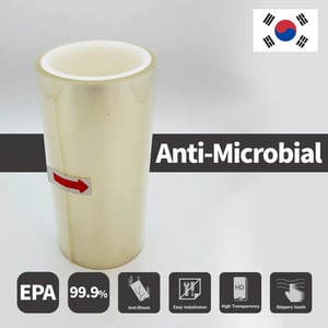 Anti-Microbial 99.9% Protection Film
