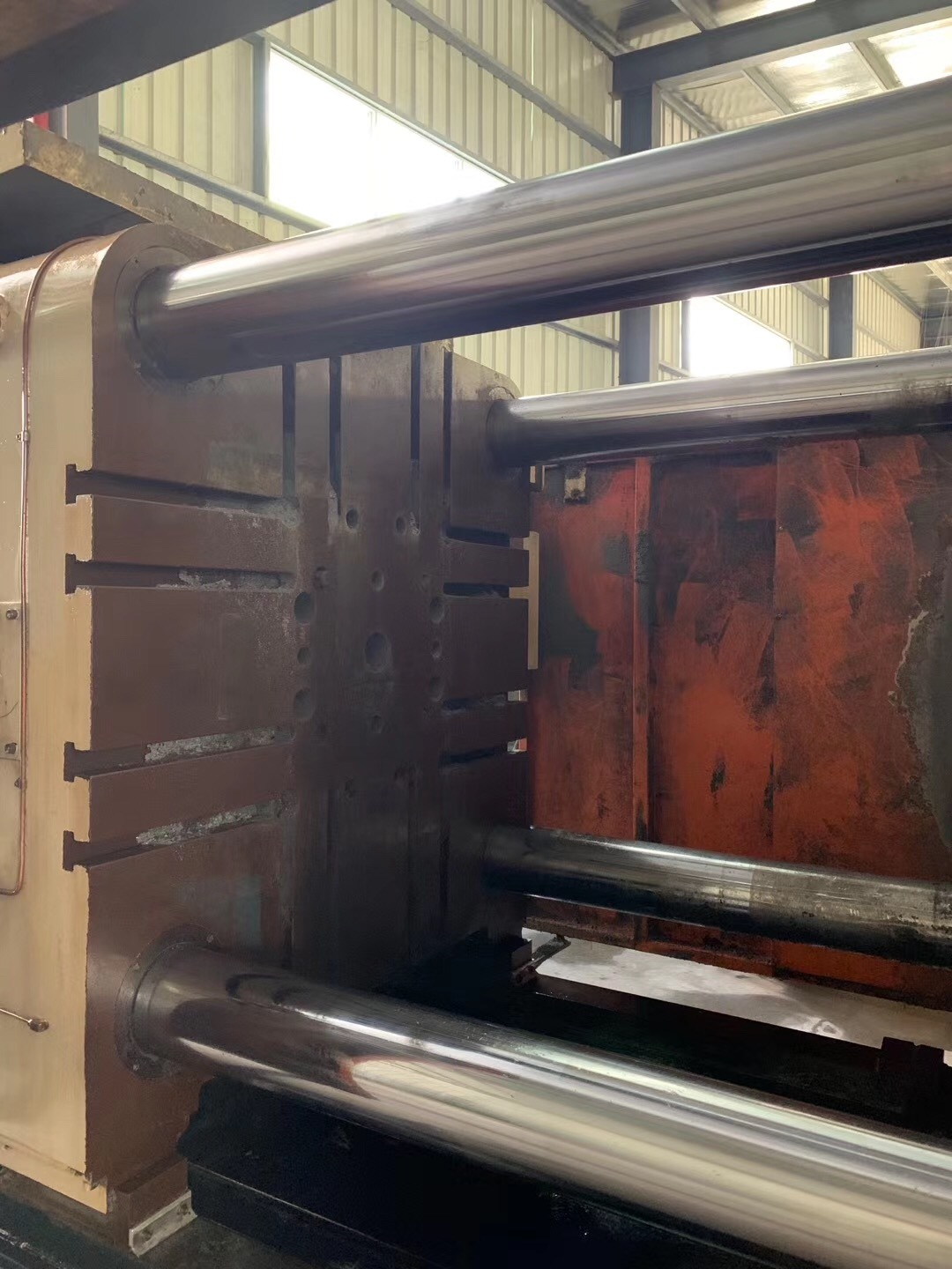 Used YIZUMI 500T Cold Chamber Die Casting Machine