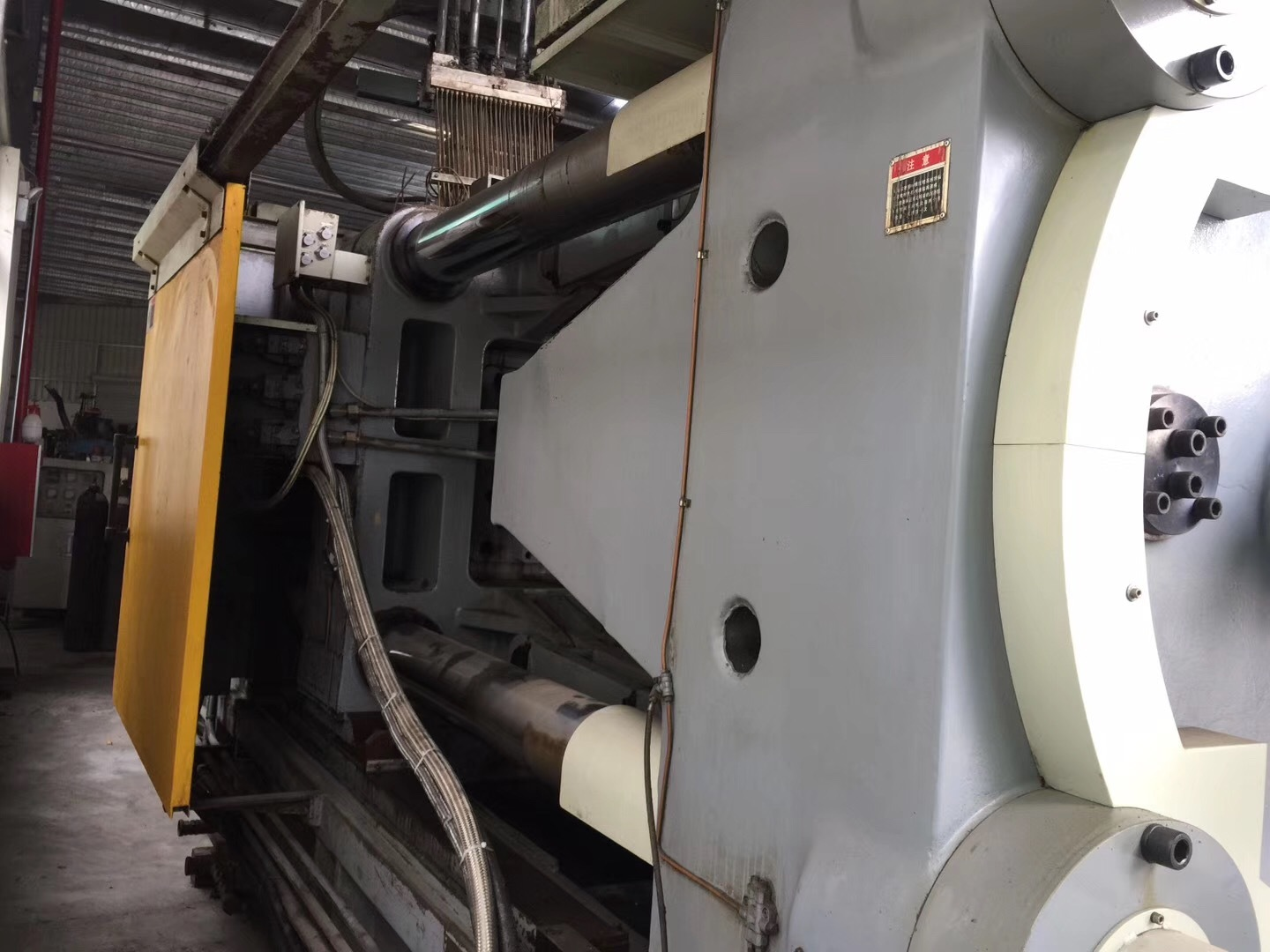 Used Yizumi 800t Cold Chamber Die Casting Machine