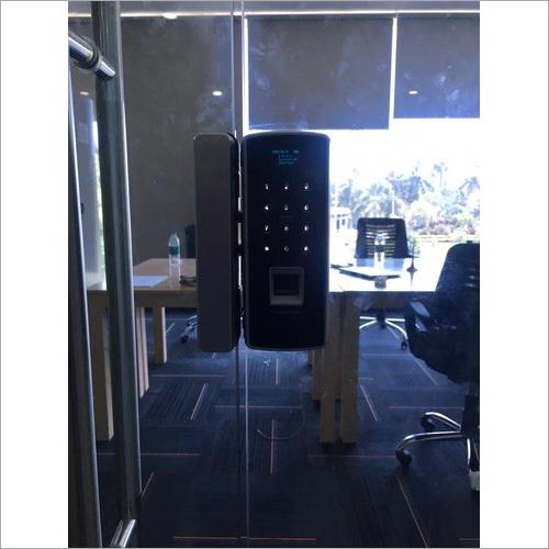 Remote Access Digital Glass Door Lock