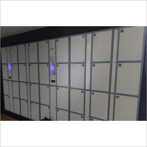 Automatic Mobile Phone Locker System