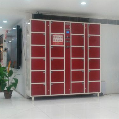 Baggage Storage Locker