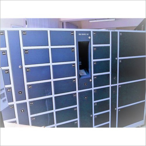 Industrial RFID Smart Locker