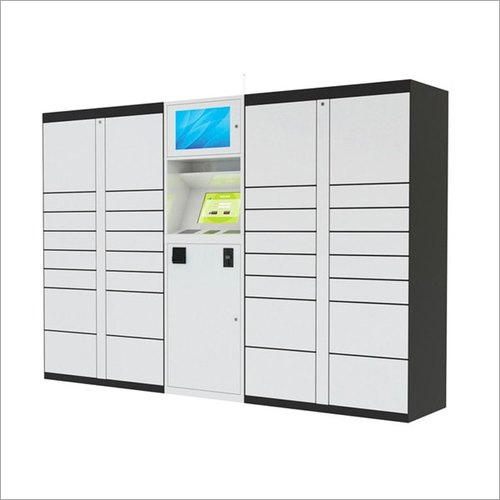 Digital Online Payment Gateway Access Parcel Locker