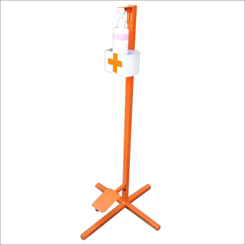 Foot Operated Sanitizer Stand Pump