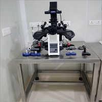 Olumpus Microscope ICSI