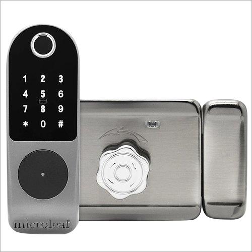 Wifi Smart Keyless Deadbolt Fingerprint Door Rim Lock