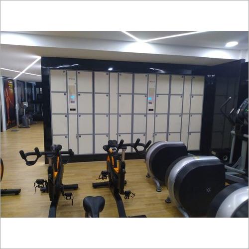 Electronic Gym Locker