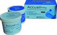 Accusil Putty Soft 300ml Base and 300ml Catalyst