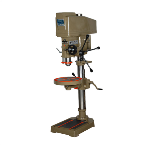 25MM Fine Feed Pillar Drill Machine