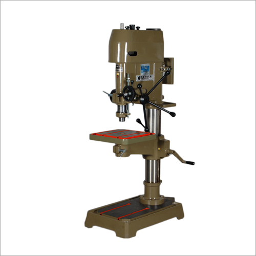 25MM Fine Feed Radial Drill Machine