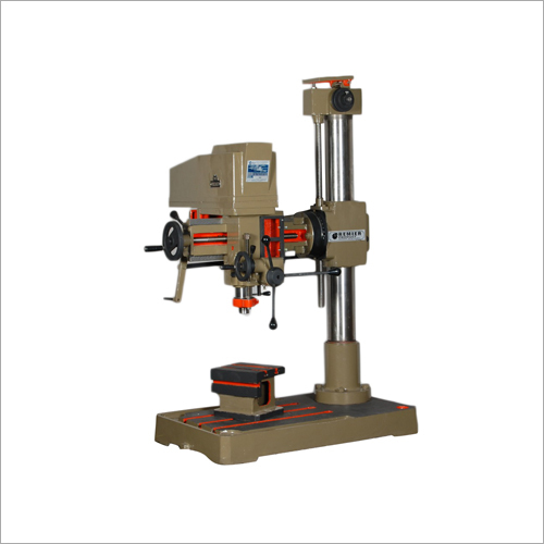 38MM Fine Feed Radial Drill Machine