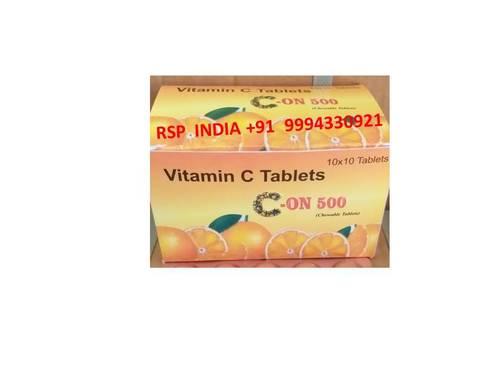C On 500 Vitamin C Tablets