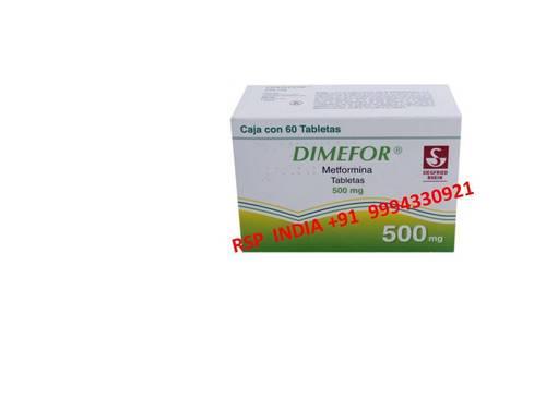 Dimefor 500mg Tablets