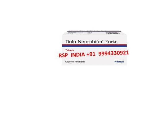 Dolo - Neurobion Forte Tablets