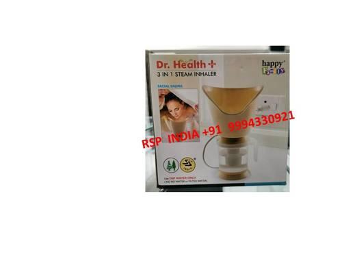 Dr. Health + 3 In 1 Steam Inhaler