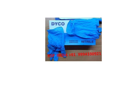Dyco Nitrile Examination Gloves