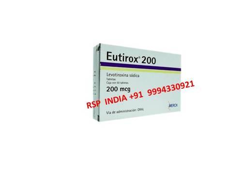 Eutirox 200mcg Tablets