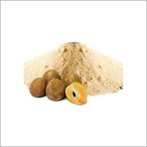Spray Dried Chikoo Powder