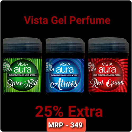 Vista Gel Perfume