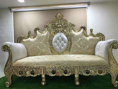 Wooden Royal Sofa
