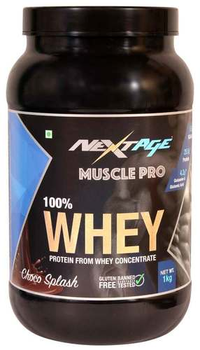 NEXTAGE MUSCLE PRO 1KG WHEY PROTEIN CONCENTRATE