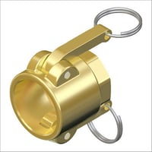 Brass Female Cam Lock Coupling