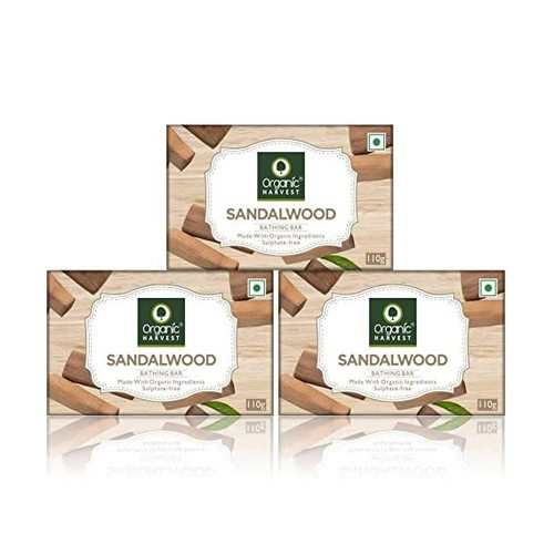 Organic Harvest Sandal Bathing Bar