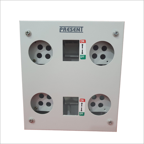4 Socket MS AC Box