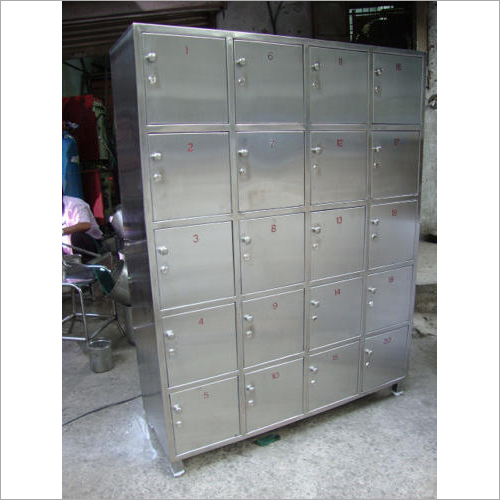 Stainless Steel 316 Locker