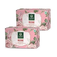 Organic Harvest Rose Bathing Bar 110g