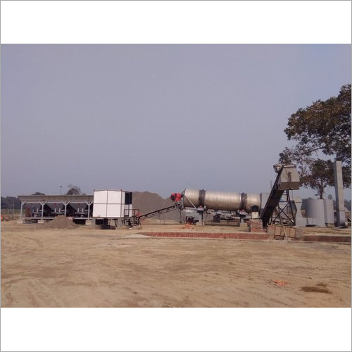 DM65 Asphalt Drum Mix Plant