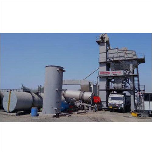 Nilang ABP 120 Asphalt Batch Mix Plant