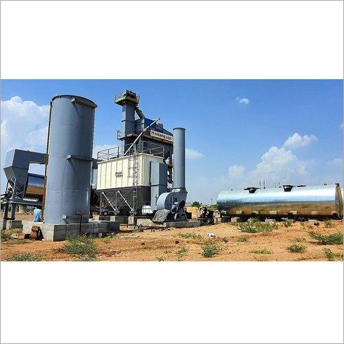 Nilang ABP 60 Asphalt Batch Mix Plant