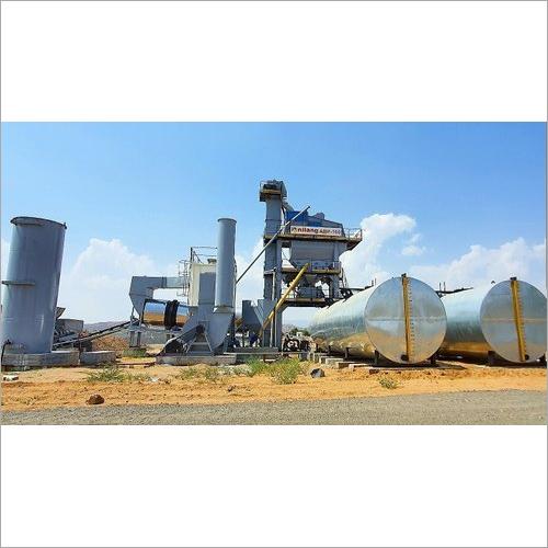 Nilang ABP 80 Asphalt Batch Mix Plant