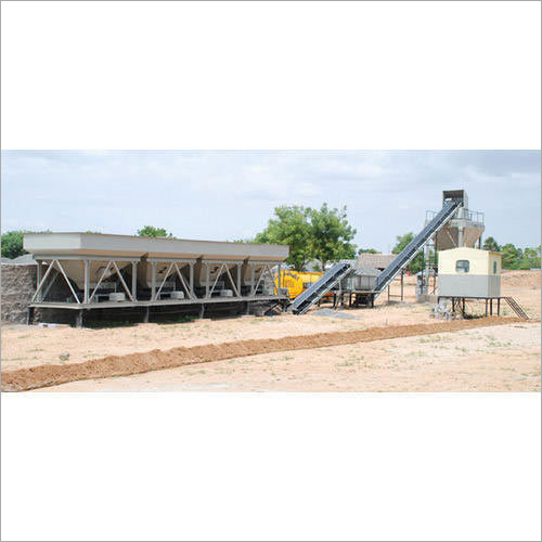 WMM160 Wet Mix Plant