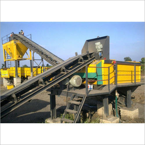 WMM 250 Wet Mix Plant
