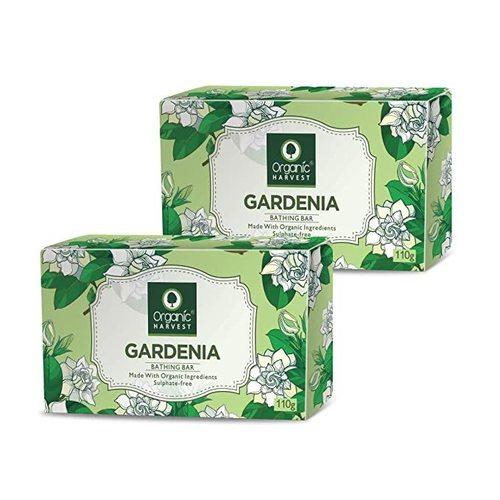 Organic Harvest Gardenia Bathing Bar