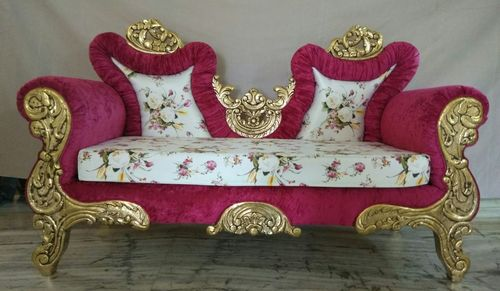 Wooden Antique Sofa