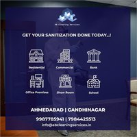 Commercial Disinfection Services