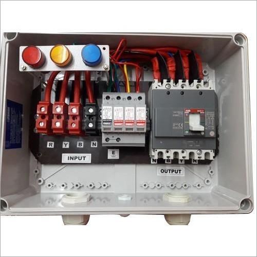 Three Phase AC Distribution Box