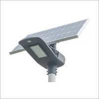 Solar Integrated Street Light