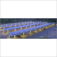 LED Solar Structure Light