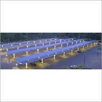 LED Solar Structure Light